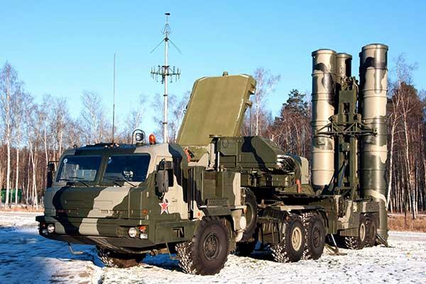 У Беломорску поморску базу Северне флоте стиже С-400