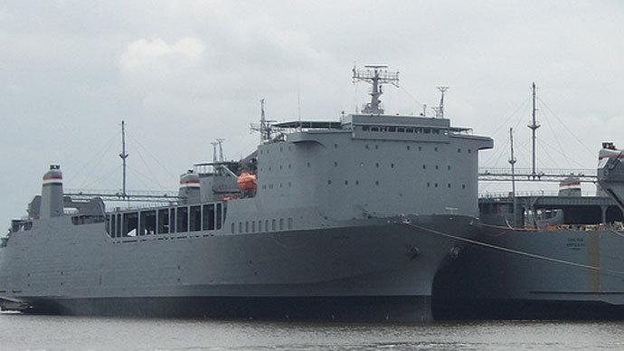 Вежба морнарица САД и Јужне Кореје