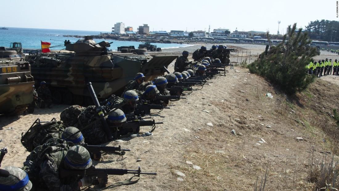 Jужна Кореја и САД завршиле велике маневре