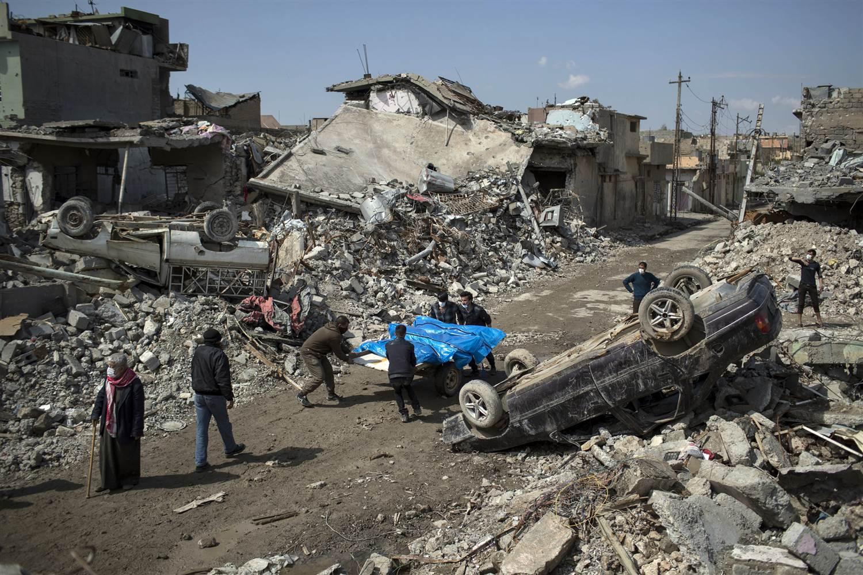 Више од стотину цивила погинуло код Мосула