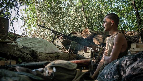 Кијевске снаге 57 пута напале територију ДНР