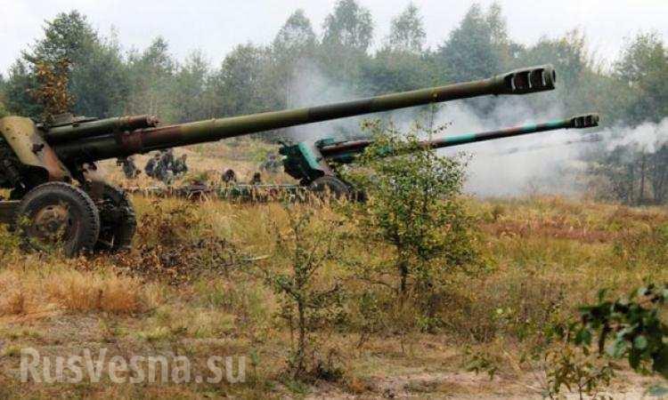 Кијевске снаге 42 пута напале територију ДНР