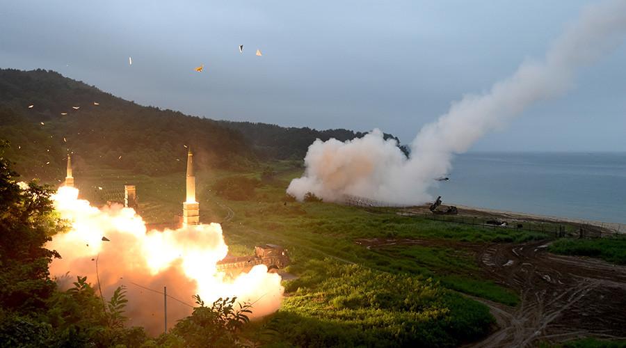 РТ: САД и Јужна Кореја одговорили ракетним лансирањем Северној Кореји