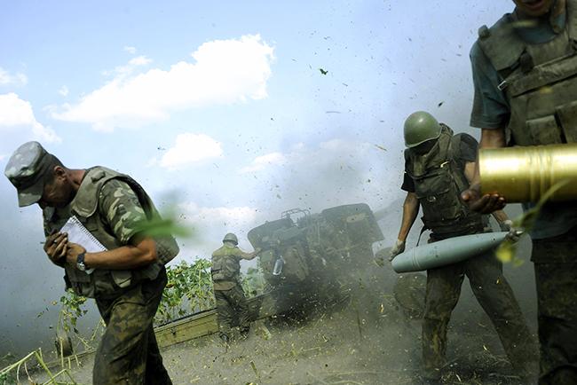 Кијевске снаге 56 пута напале територију ДНР