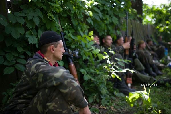 Кијевске снаге 74 пута напале територију ДНР