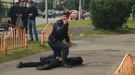Напад ножем у Русији – повређено осам особа, нападач убијен