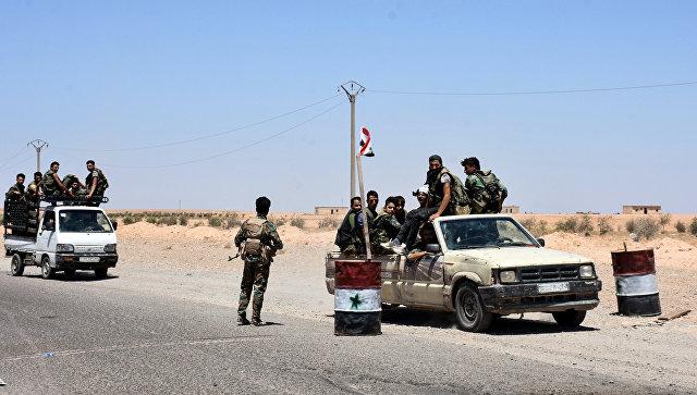 Sirijske snage sa Hezbolahom oslobodile 87 kilometara teritorije na granici