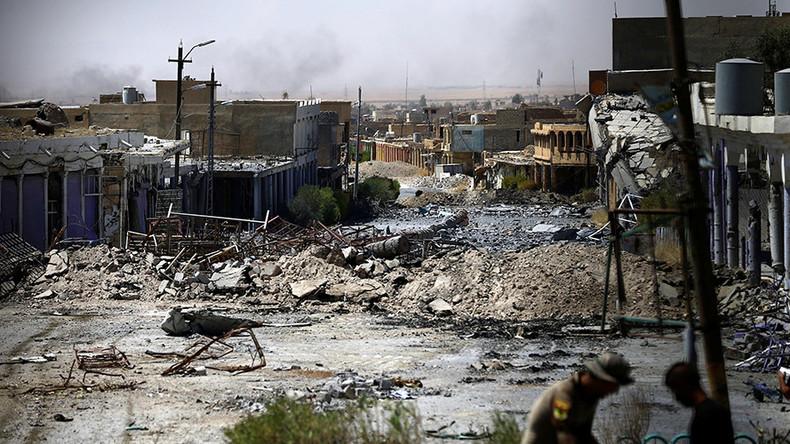 РТ: Ирачки град Тал Афар - ноћна мора за деминере