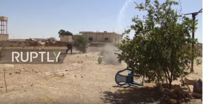 Сиријска војска прилази Деир ез Зору