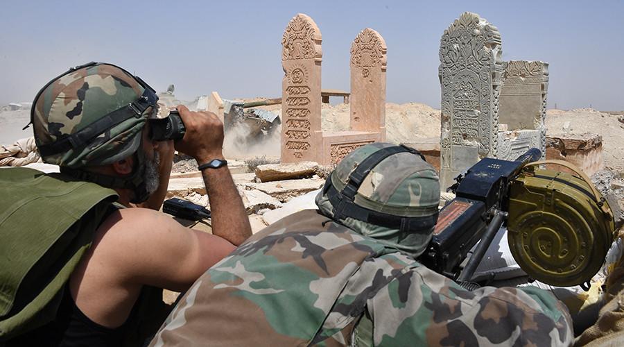 Сиријска војска преузела контролу над нафтним пољима у близини Дејр ез Зора
