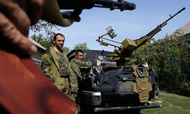 Кијевске снаге 32 пута напале територију ДНР