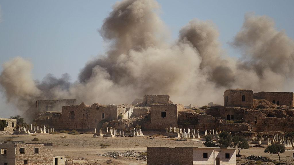 Коалиција САД наставља са убијањем цивила у Сирији