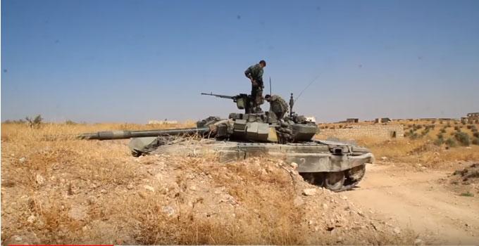 Сиријска војска наставља офанзиву на терористе у источним и централним деловима земље