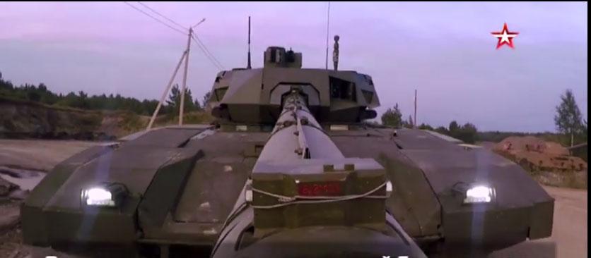 """Тенк Т-90 """"Армата"""" у 90 секунди"""
