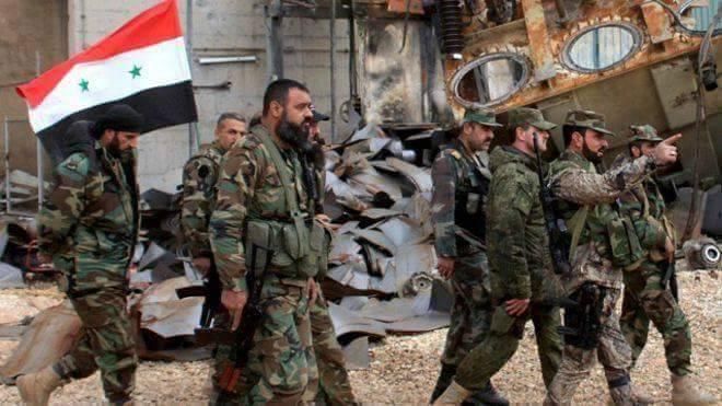 Терористи користе мрежу тунела у предграђима Дамаска