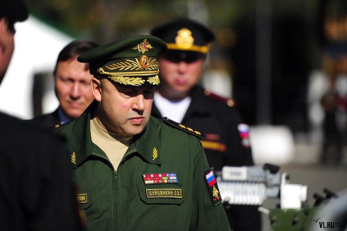 General Surovikin će biti na čelu Vazdušno-kosmičkih snaga