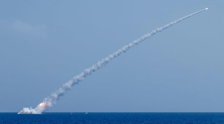 РТ: Руска подморница лансирала крстареће ракете по терористичким циљевима у Сирији