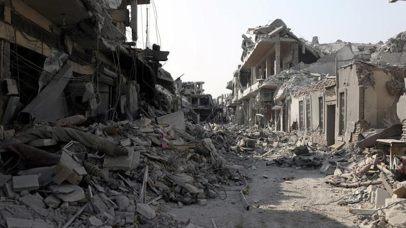Хјуман рајтс воч: Најмање 84 особе погинуле током ваздушних напада коалиције САД код Раке