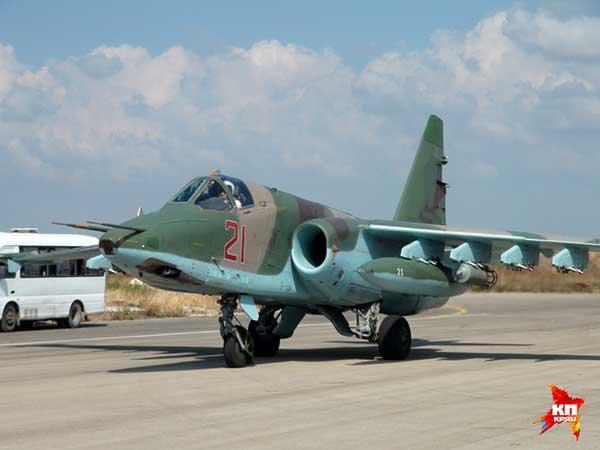Срушио се руски авион Су-24 приликом полетања у Сирији