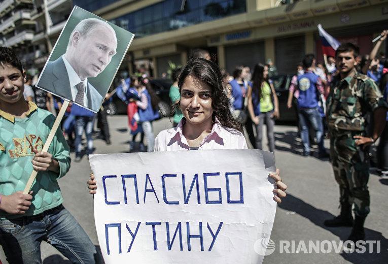 Од почетка руске операције у Сирији вратило се више од милион избеглица у место боравка