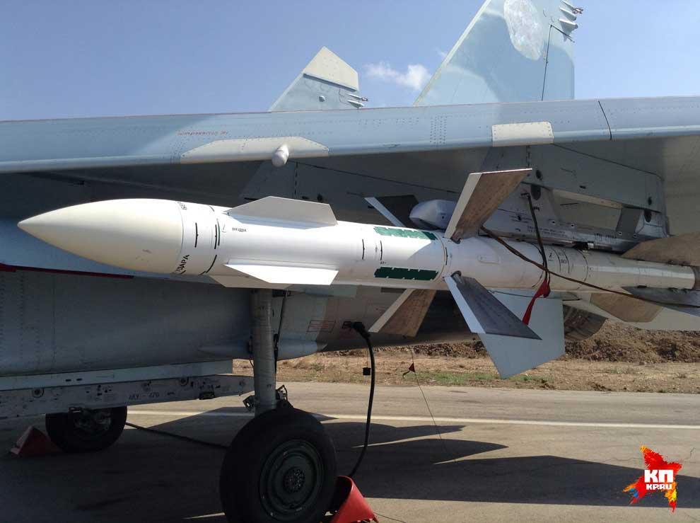 Ваздушно-космичке снаге Русије за недељу извеле више од 400 борбених летова у Сирији