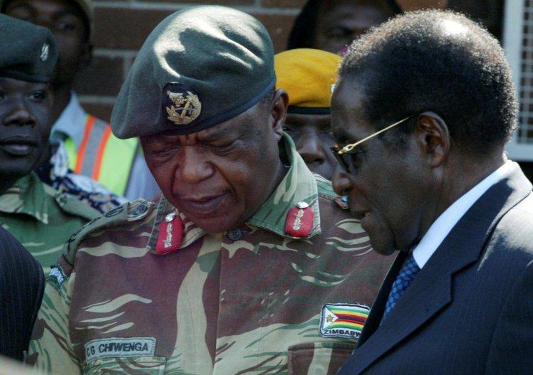 Војска преузела контролу у Зимбабвеу, Мугабе у притвор