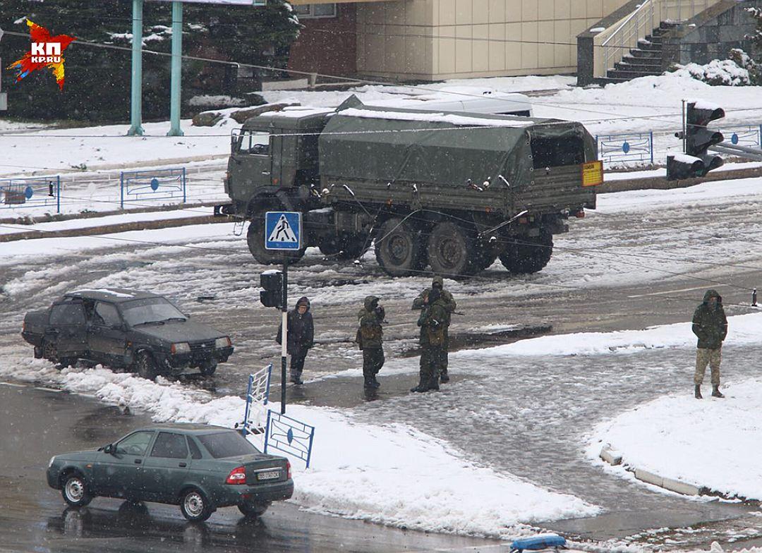 Окончана операција против диверзаната у ЛНР-у