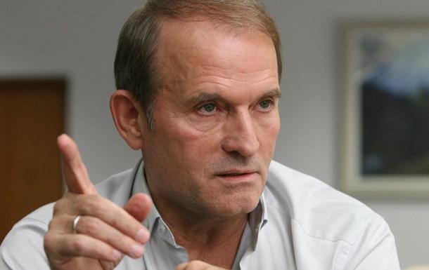 Медведчук: Увођење миротвораца у Донбас ће замрзнути конфликт