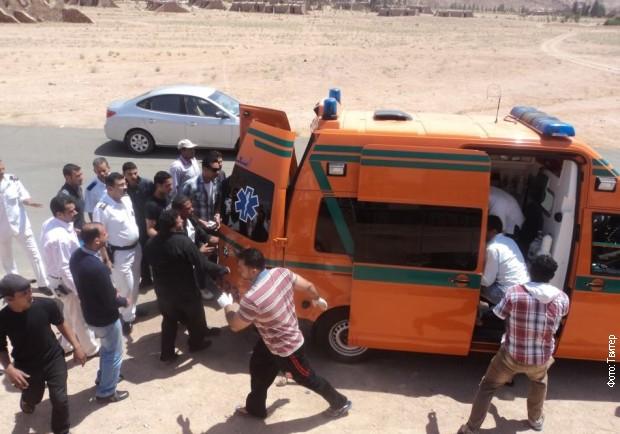 Напад на џамију на Синају, најмање 235 мртвих