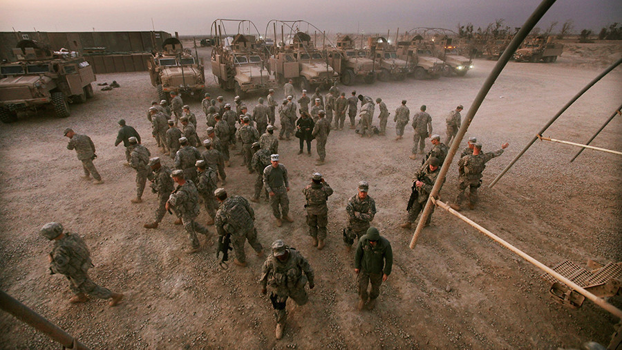 РТ: Трупе САД би могле постати мете након одлуке о Јерусалиму - ирачка паравојна група