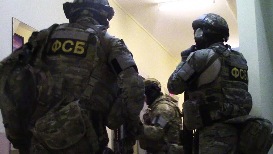 ФСБ спречио активности у планирању терористичких напада у Русији