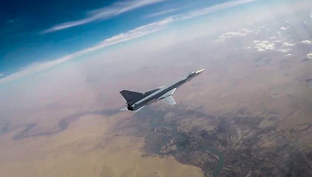 Стратешки бомбардери из Сирије се вратили у матичне базе
