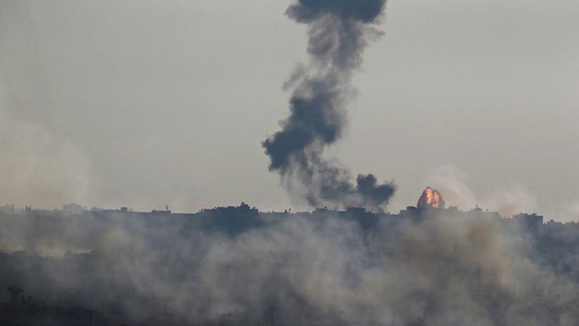 Izrael napao kamp Hamasa u pojasu Gaze