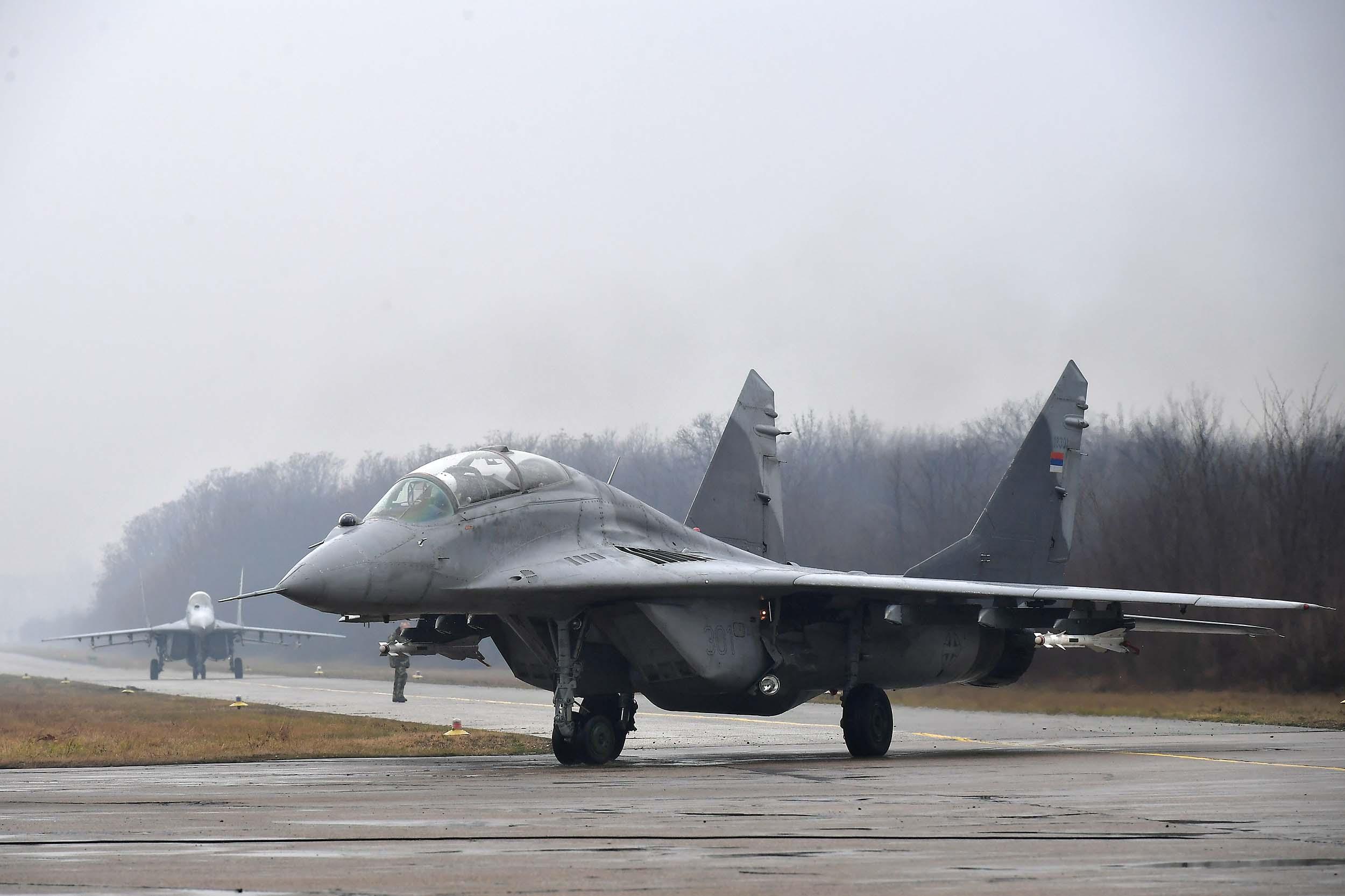Од НАТО агресије РВ и ПВО нису били у бољем стању