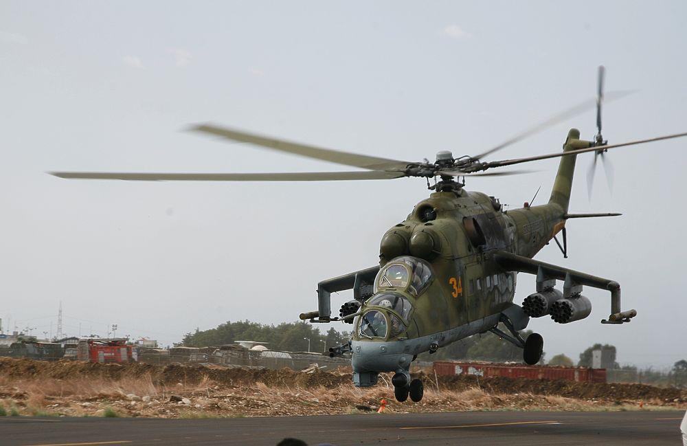 РТ: Срушио се руски хеликоптер Ми-24 у Сирији због квара