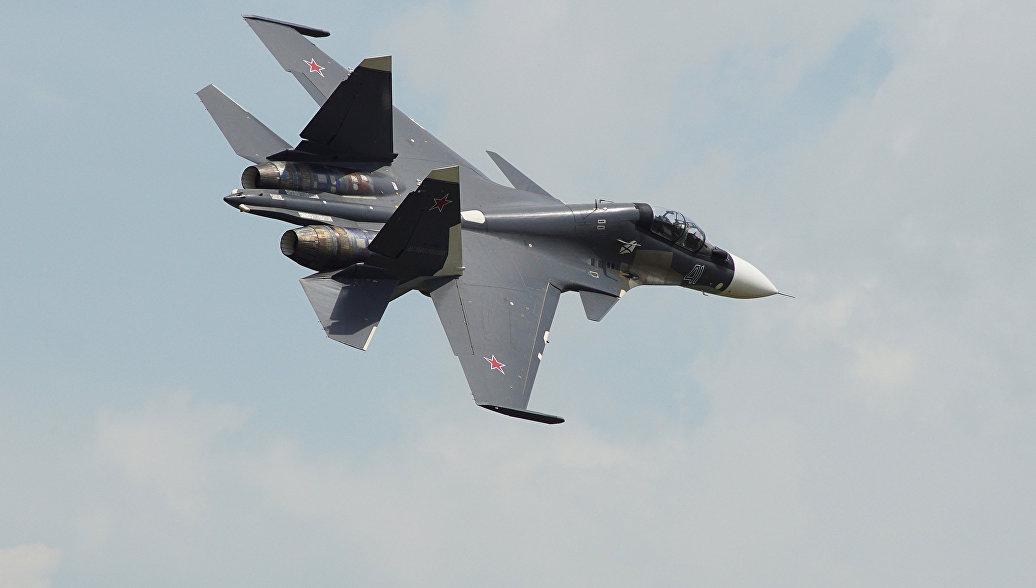 Авион Су-30СМ ће постати основа руске авијације