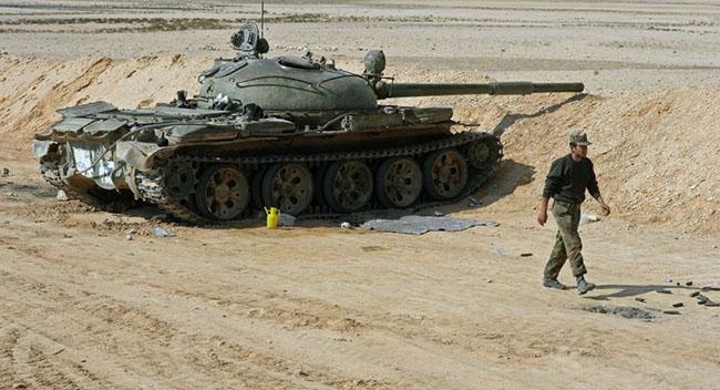 Сиријска армија деблокирала базу оклопних јединица у Харасти