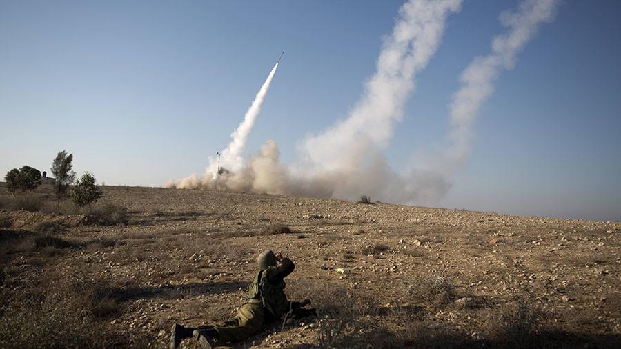 РТ: Сирија саопштила о нападу Израела на војне објекте близу Дамаска