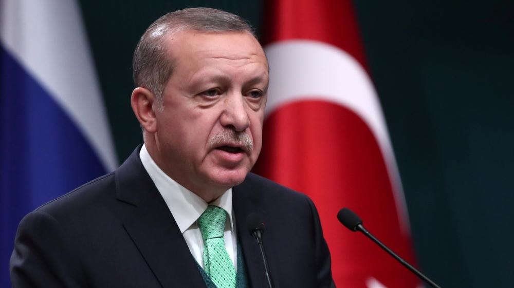 Ердоган: Турска ће наставити са војним операцијама у Сирији