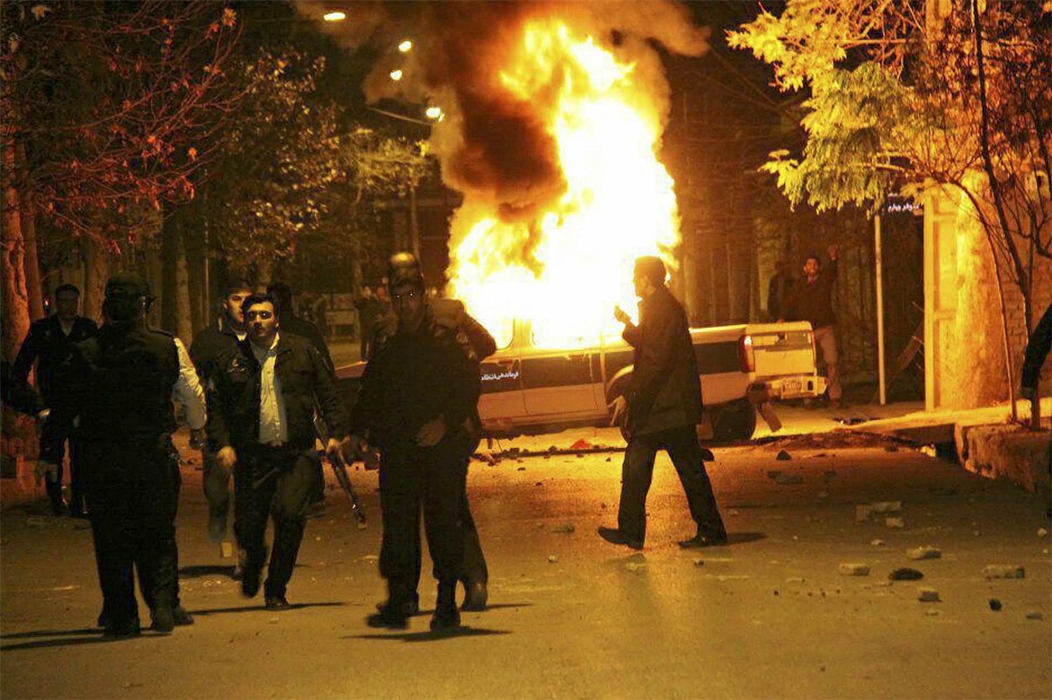 У Ирану ухапшено десетине осумњичених за терористичке активности