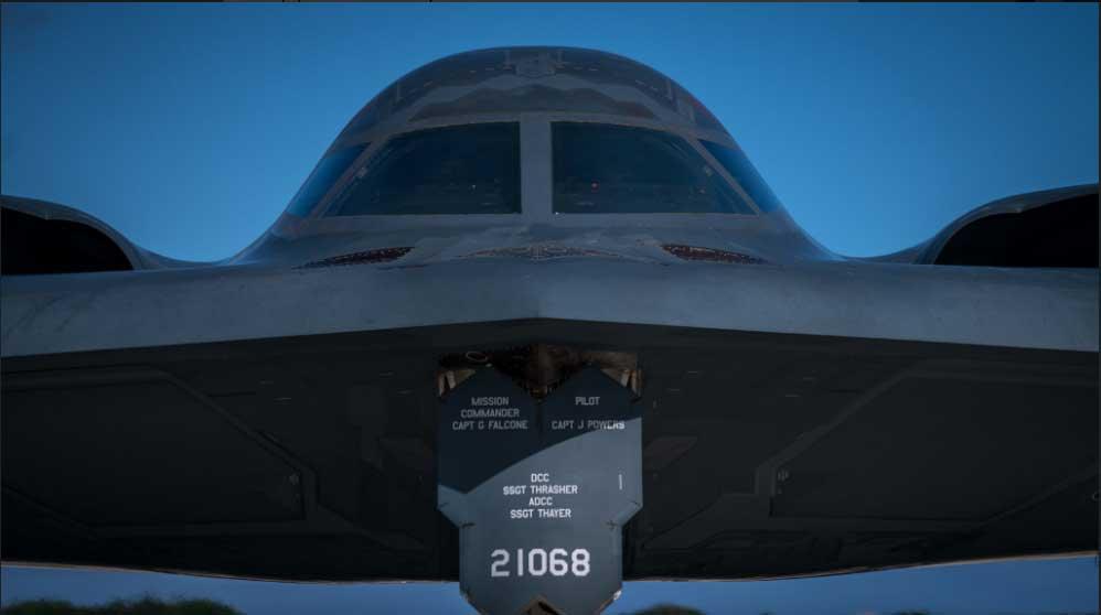 САД послале три бомбардера Б2 на Гвам