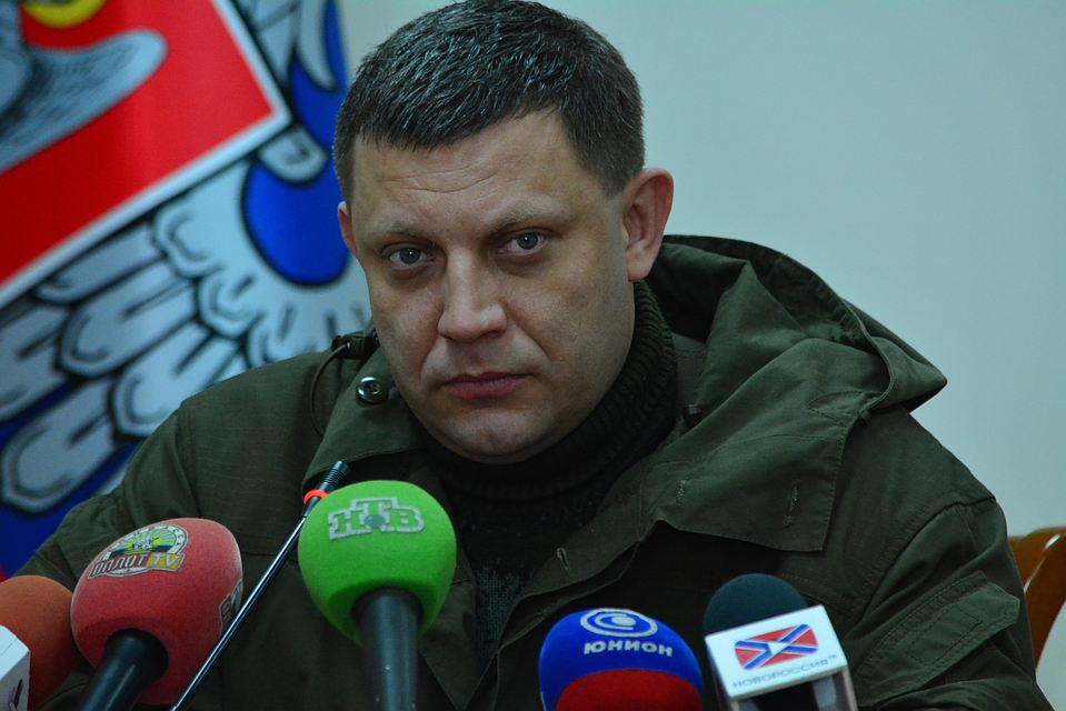 Zaharčenko: Vojska u stanju da odbiju svaku agresiju