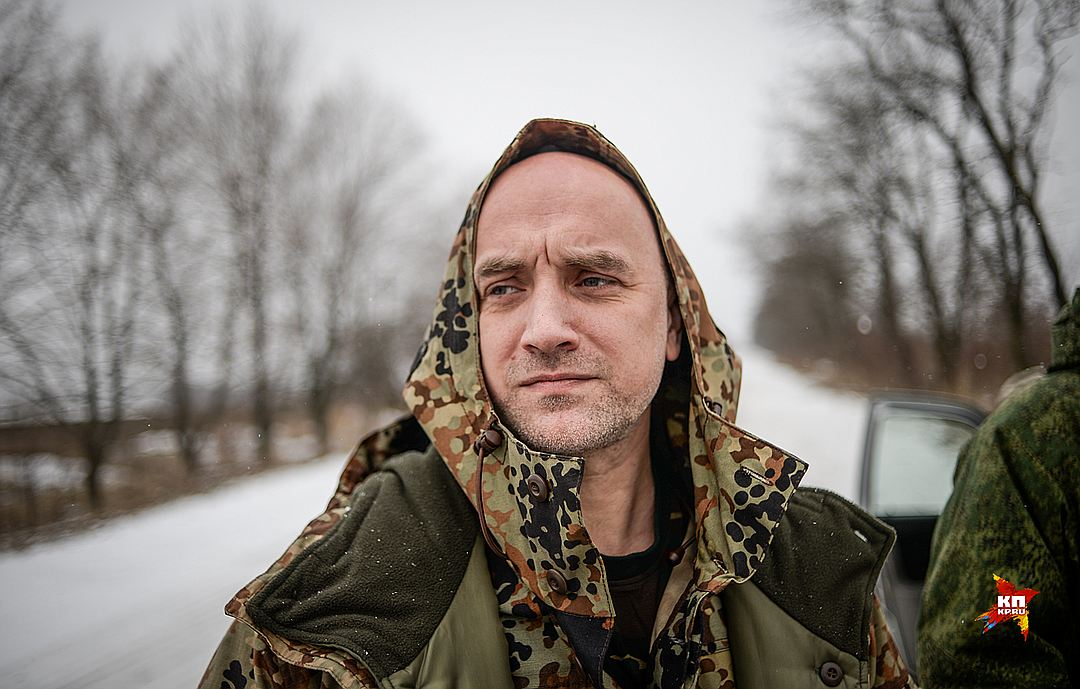 "Прилепин: Украјинска војска ликвидира припадникр ""Десног сектора"""