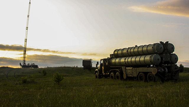 На Криму размештен још један дивизион ПВО