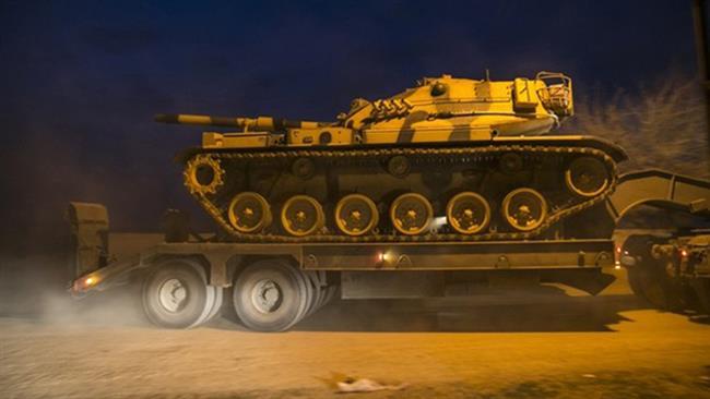 Турска војска напала положаје Курда у Сирији