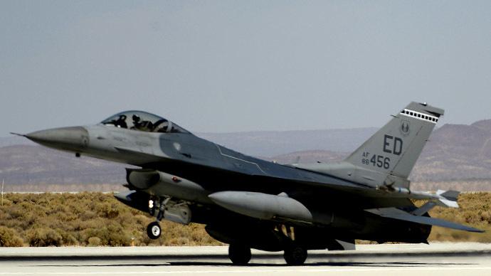 Dvanaest borbenih aviona SAD stiglo u Estoniju zbog vežbi