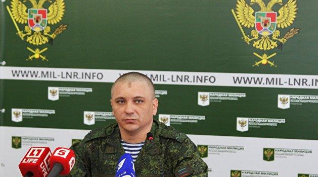 Narodna milicija LNR oborila dron kijevskih snaga