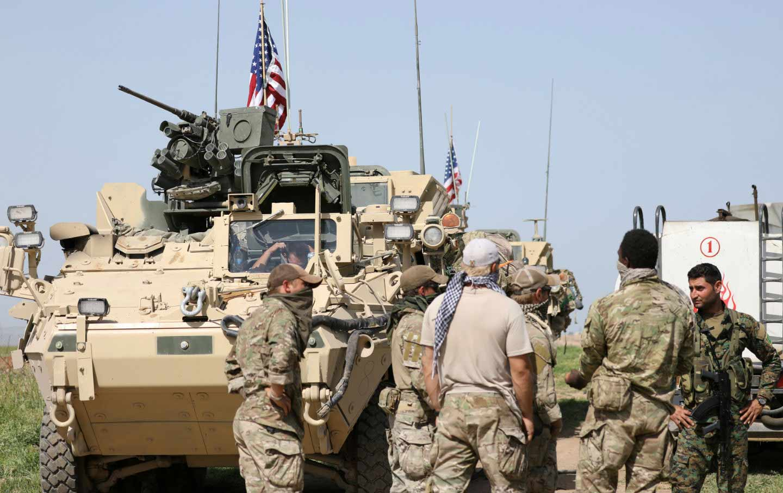 САД испоручиле Курдима у Сирији ПВО системе