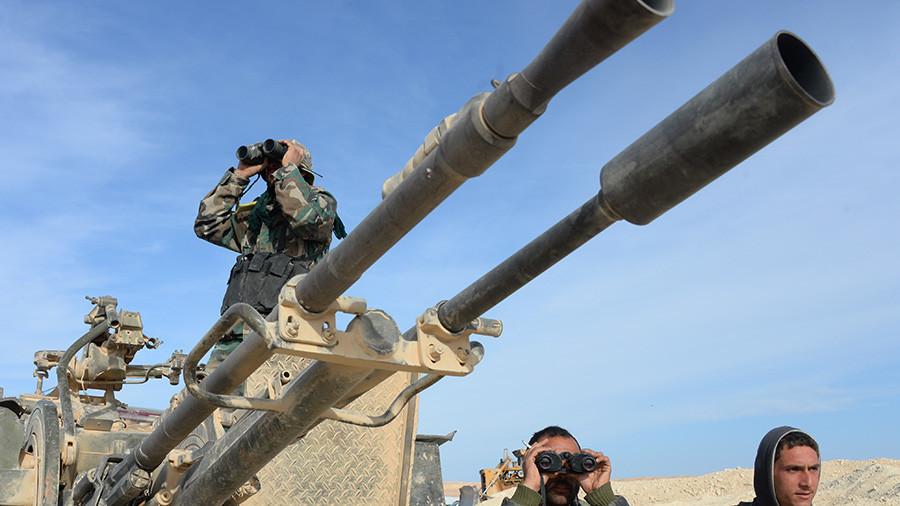 РТ: Дамаск упозорио Турску да ће обарати авионе који нападају Курде на граници са Сиријом