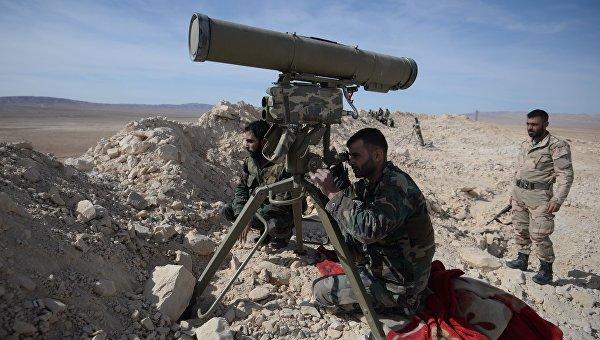 Сиријске трупе потиснуле милитанте са територије аеродрома Абу Духур